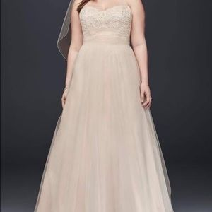 Size 18 wedding gown